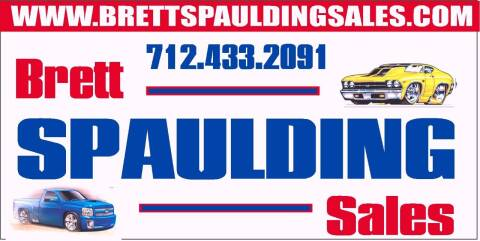 2008 GMC Envoy for sale at BRETT SPAULDING SALES in Onawa IA