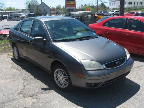 2007 Ford Focus for sale at Joks Auto Sales & SVC INC in Hudson NH