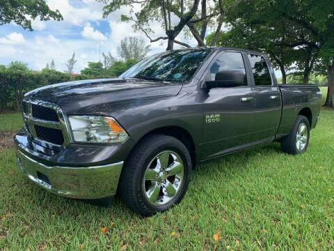 2017 RAM Ram Pickup 1500 for sale at Top Trucks Motors in Pompano Beach FL