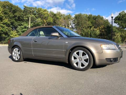 2006 Audi A4 for sale at Lenders Auto Group in Hillside NJ