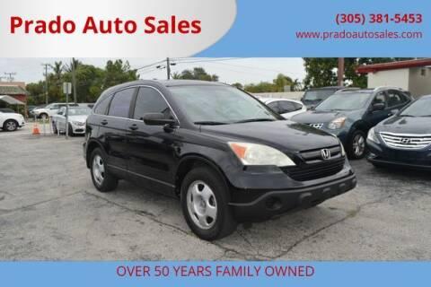 2009 Honda CR-V for sale at Prado Auto Sales in Miami FL