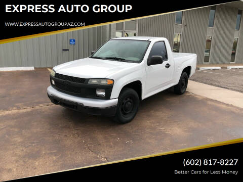 2005 Chevrolet Colorado for sale at EXPRESS AUTO GROUP in Phoenix AZ