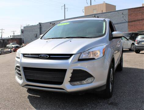 2015 Ford Escape for sale at EZ PASS AUTO SALES LLC in Philadelphia PA
