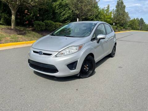 2011 Ford Fiesta for sale at Aren Auto Group in Sterling VA