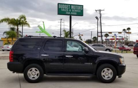 2007 Chevrolet Tahoe for sale at Budget Motors in Aransas Pass TX