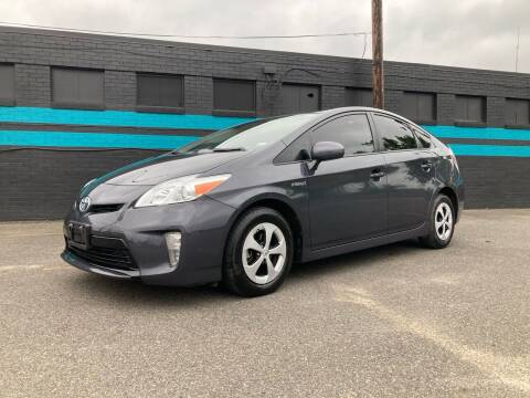 2015 Toyota Prius for sale at Peppard Autoplex in Nacogdoches TX