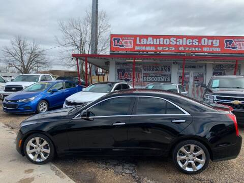 2016 Cadillac ATS for sale at LA Auto Sales in Monroe LA