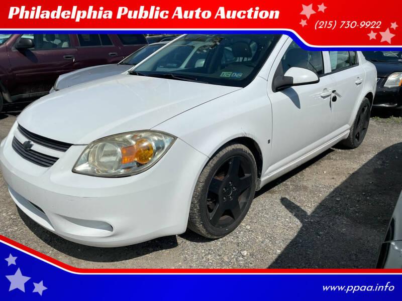 2008 Chevrolet Cobalt for sale at Philadelphia Public Auto Auction in Philadelphia PA