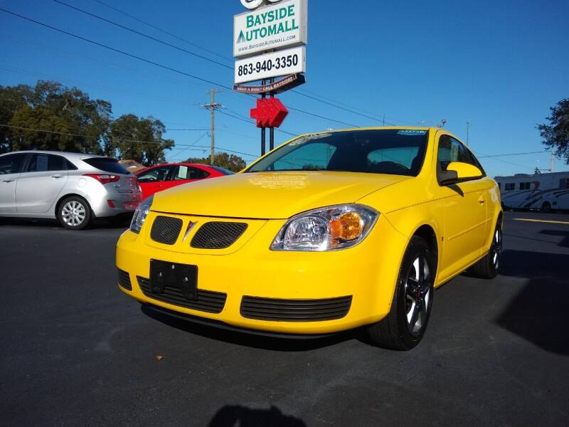 2007 Pontiac G5 for sale at BAYSIDE AUTOMALL in Lakeland FL