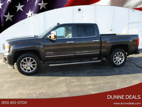2014 GMC Sierra 1500 for sale at Dunne Deals in Crystal Lake IL