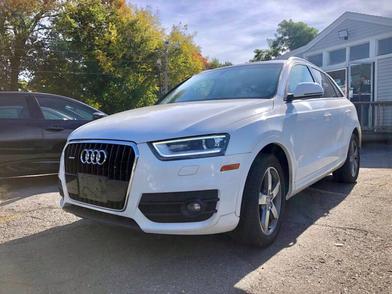2015 Audi Q3 for sale at Top Line Import in Haverhill MA