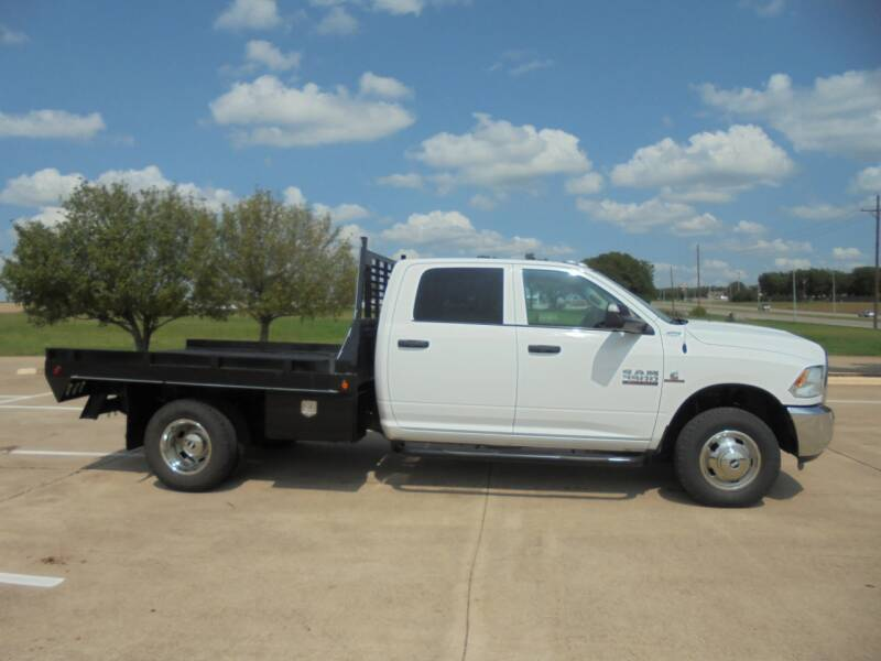 2017 RAM Ram Chassis 3500 for sale at MANGUM AUTO SALES in Duncan OK