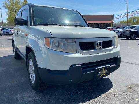 2010 Honda Element for sale at Auto Exchange in The Plains OH