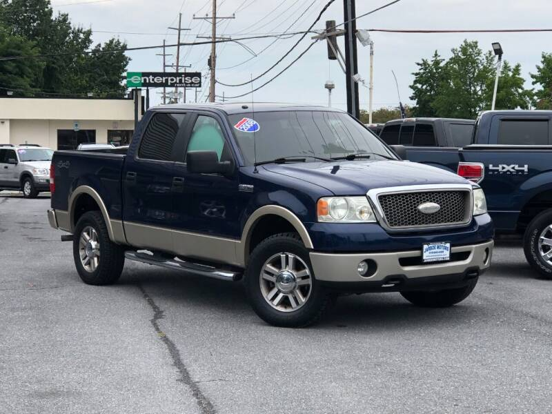 2008 Ford F-150 for sale at Jarboe Motors in Westminster MD