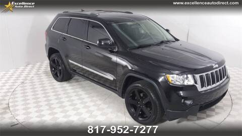 2013 Jeep Grand Cherokee for sale at Excellence Auto Direct in Euless TX