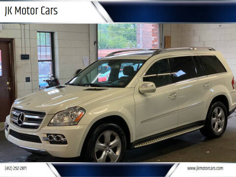 2010 Mercedes-Benz GL-Class for sale at JK Motor Cars in Pittsburgh PA