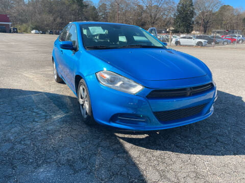 2015 Dodge Dart for sale at Certified Motors LLC in Mableton GA