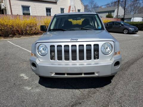 2008 Jeep Patriot for sale at RMB Auto Sales Corp in Copiague NY