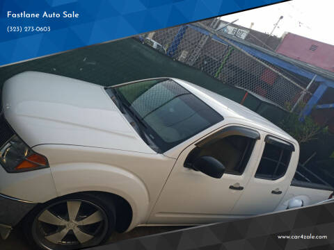 2007 Nissan Frontier for sale at Fastlane Auto Sale in Los Angeles CA