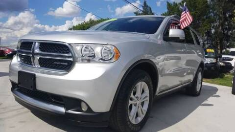 2011 Dodge Durango for sale at GP Auto Connection Group in Haines City FL