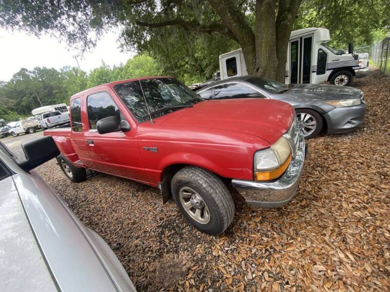 2000 Ford Ranger for sale at Windsor Auto Sales in Charleston SC