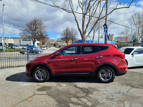 2017 Hyundai Santa Fe Sport for sale at Imports Auto Sales & Service in San Leandro CA