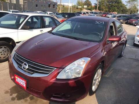 2010 Nissan Altima for sale at Sonny Gerber Auto Sales in Omaha NE