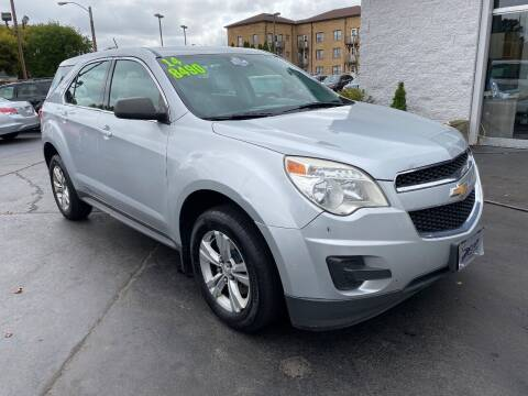 2014 Chevrolet Equinox for sale at Streff Auto Group in Milwaukee WI