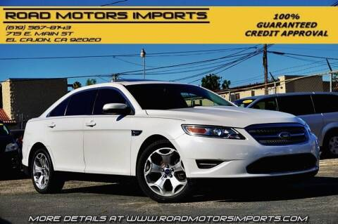 2012 Ford Taurus for sale at Road Motors Imports in El Cajon CA