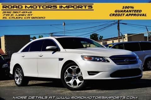2012 Ford Taurus for sale at Road Motors Imports in El Cajon CA