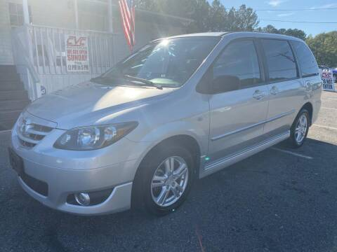 2004 Mazda MPV for sale at CVC AUTO SALES in Durham NC