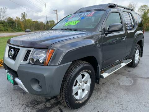 2010 Nissan Xterra for sale at FREDDY'S BIG LOT in Delaware OH