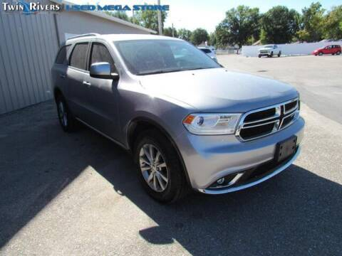 2018 Dodge Durango for sale at TWIN RIVERS CHRYSLER JEEP DODGE RAM in Beatrice NE