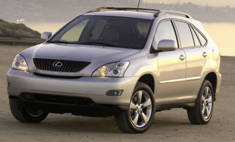 2007 Lexus RX 350 for sale at GOLD COAST IMPORT OUTLET in St Simons GA
