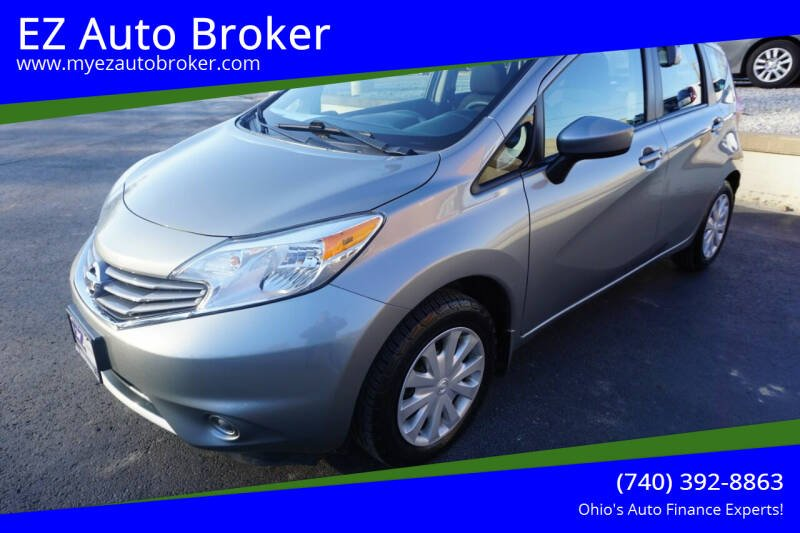 2015 Nissan Versa Note for sale at EZ Auto Broker in Mount Vernon OH