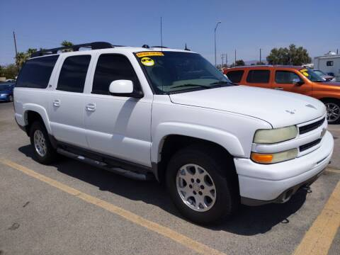 2004 Chevrolet Suburban for sale at Car Spot in Las Vegas NV