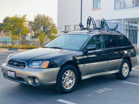 2003 Subaru Outback for sale at BEST WAY MOTORS INC in San Diego CA