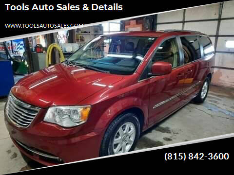 2013 Chrysler Town and Country for sale at Tools Auto Sales & Details in Pontiac IL