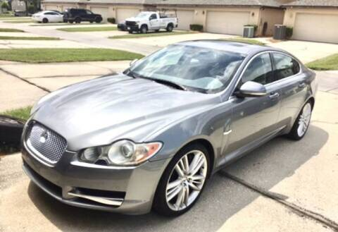 2011 Jaguar XF for sale at Classic Car Deals in Cadillac MI