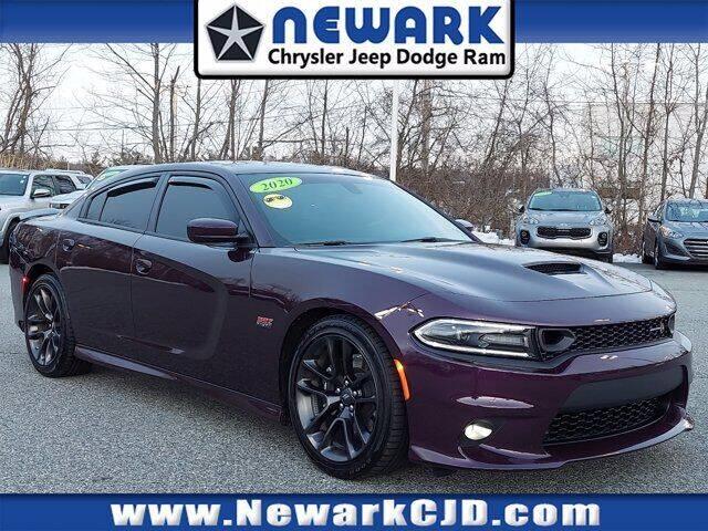 2020 Dodge Charger for sale at NEWARK CHRYSLER JEEP DODGE in Newark DE