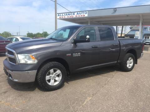 2016 RAM Ram Pickup 1500 for sale at Alliance Auto in Newport MN
