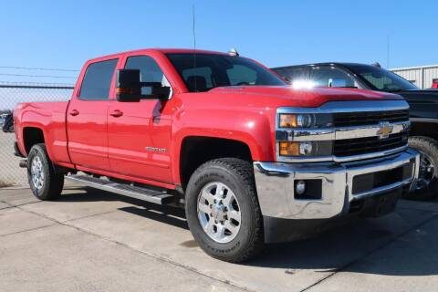 2015 Chevrolet Silverado 2500HD for sale at Lipscomb Auto Center in Bowie TX