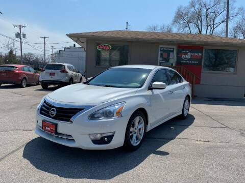 2013 Nissan Altima for sale at Big Red Auto Sales in Papillion NE