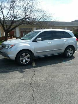 2008 Acura MDX for sale at DALE GREEN MOTORS in Mountain Home AR