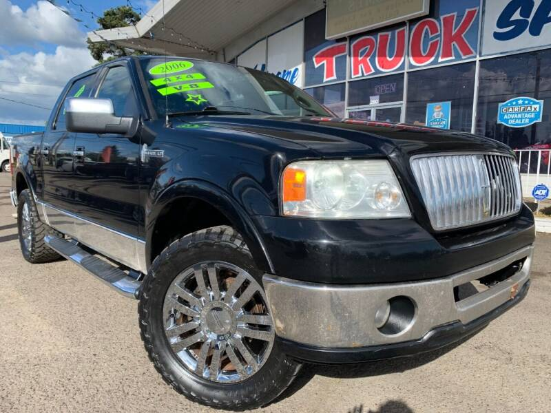2006 Lincoln Mark LT for sale at Xtreme Truck Sales in Woodburn OR