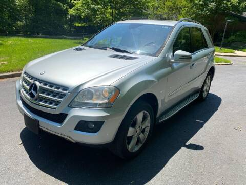 2011 Mercedes-Benz M-Class for sale at Bowie Motor Co in Bowie MD