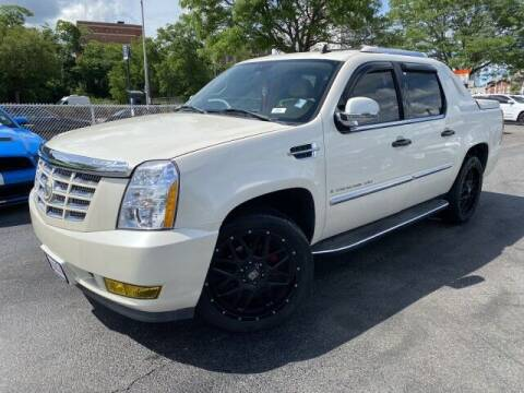 2007 Cadillac Escalade EXT for sale at Sonias Auto Sales in Worcester MA