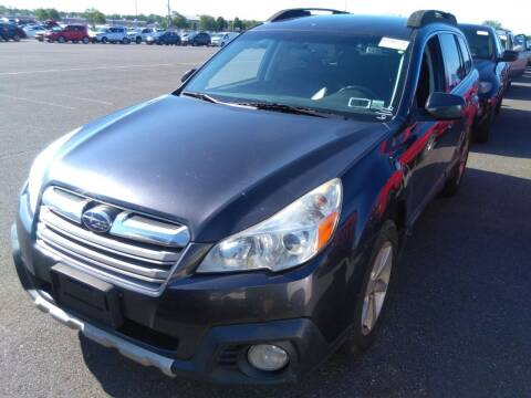 2013 Subaru Outback for sale at DPG Enterprize in Catskill NY