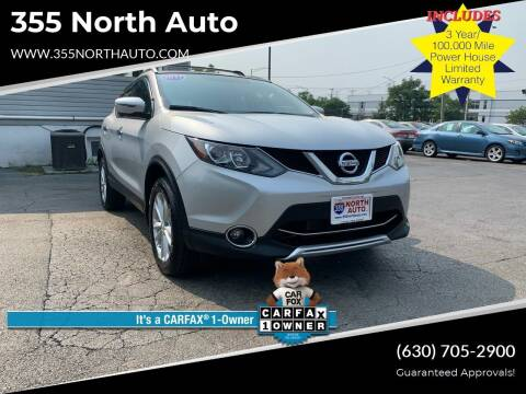 2017 Nissan Rogue Sport for sale at 355 North Auto in Lombard IL