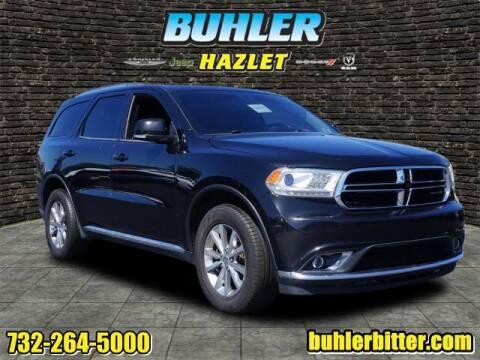 2014 Dodge Durango for sale at Buhler and Bitter Chrysler Jeep in Hazlet NJ